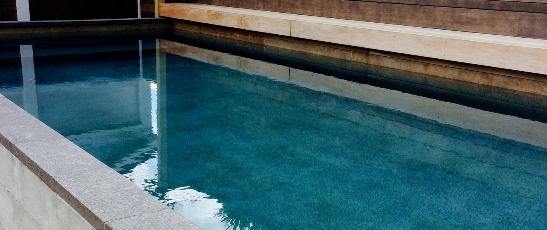 image of a concrete pool